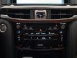 Блок управления аудио и климатом в новом Lexus LX 570 2016-2017 фото