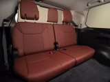 Кресла третьего ряда в 8-местной модификации Lexus LX 570