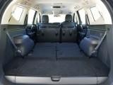 Багажник со сложенными спинками сидений