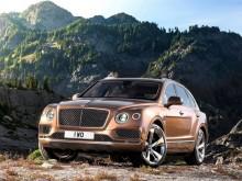 Новый Bentley Bentayga 2016-2017 фото