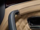Материалы обшивки салона Bentley Bentayga 2016-2017 фото