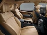 Раздельные сиденья второго ряда Bentley Bentayga