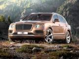 Внешний вид нового Bentley Bentayga фото