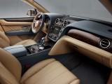 Роскошный интерьер Bentley Bentayga