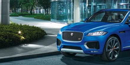 Jaguar F-Pace 2016-2017