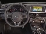 Конфигурация места водителя в новой Kia Optima