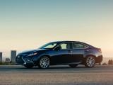 Новый Lexus ES фото