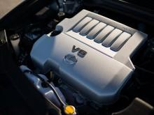 Флагманская V-образная «шестерка» Lexus ES