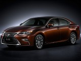 Lexus ES 200 - цвет кузова Copper Brown