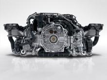 Новый оппозитный мотор Порше Каррера 911 фото
