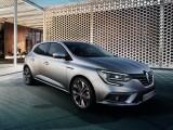 Лицевая часть Renault Megane 2016-2017 фото