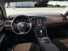 Интерьер Renault Talisman 2016-2017 фото