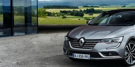 Renault Talisman 2016-2017