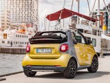 Smart ForTwo Cabrio 2016-2017 - фото задней части