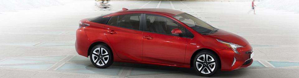 Toyota Prius 2016-2017