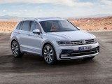 Экстерьер спортивного Volkswagen Tiguan R-Line фото