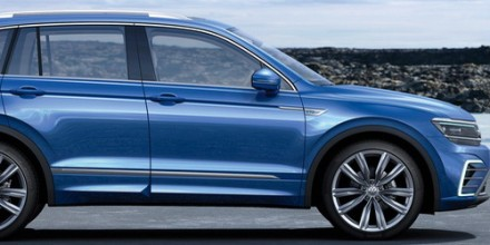 Volkswagen Tiguan 2016 – вторая генерация