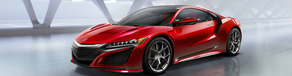 Acura NSX 2016-2017