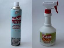 Линейка чистящих средств Profoam от компании Kangaroo