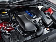 Мотор V8 под капотом нового Lexus GS F 2016 модельного года