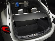 Багажный отсек Tesla Model X 2016-2017 фото