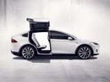 Профиль Tesla Model X фото