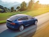 Экстерьер Tesla Model X