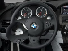 Рулевое колесо с «лепестками» типтроника