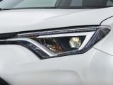 Новые фары головного света Тойота РАВ 4 фото