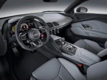 Дизайн интерьера Audi R8 2016-2017 фото