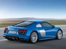 Корма спорткупе Audi R8 2016 модельного года