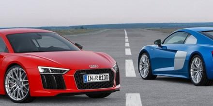 Audi R8 2016-2017