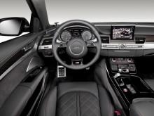 Салон Audi S8 plus 2016-2017 фото