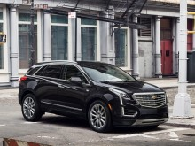 Фото Cadillac XT 5 2016-2017 - внешний вид
