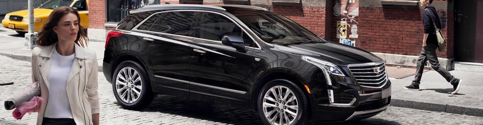 Cadillac XT 5 2016-2017