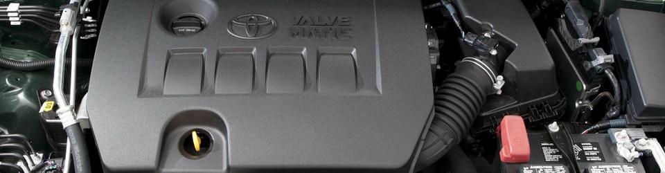 Масло в двигатель Тойота Королла