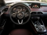 Новая архитектура передней панели Mazda CX-9 2016-2017 фото