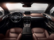 Салон Mazda CX-9 2016-2017 в новом кузове фото