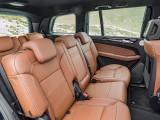 Второй ряд сидений Мерседес GLS 350d фото