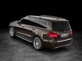 Корма Mercedes GLS 500 фото