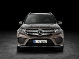 Mercedes-Benz GLS 500 2016 вид спереди