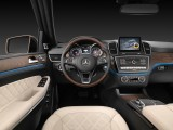 Салон Mercedes GLS 500 фото