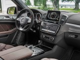 Mercedes GLS 63 AMG 2016-2017 - фото салона