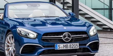 Mercedes-Benz SL 2016-2017
