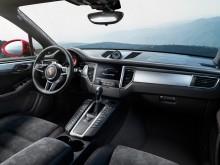 Внутренняя отделка салона Porsche Macan GTS 2016-2017