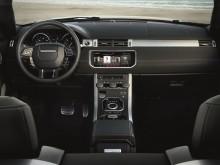 Салон кабриолета Range Rover Evoque 2016-2017 фото