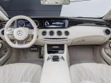 Mercedes-Benz S65 AMG Cabriolet фото интерьера