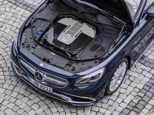 Мотор V12 630 л.с. под капотом Mercedes S 65 AMG Cabriolet 2016-2017 года