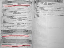Пример указания периодичности замены масла в двигателе Тойота Королла