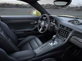 Интерьер Порше 911 Турбо фото